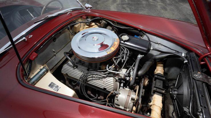 Shelby 289 Cobra 6 740x416 - The Last Shelby Cobra 289