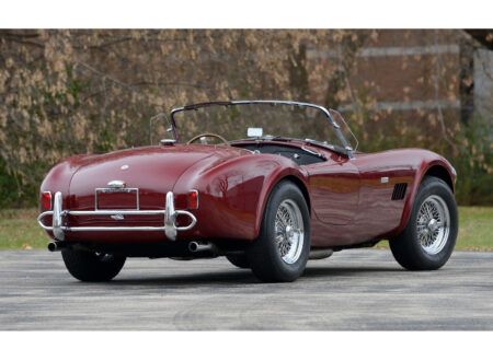 Shelby 289 Cobra Hero 450x330 - The Last Shelby Cobra 289