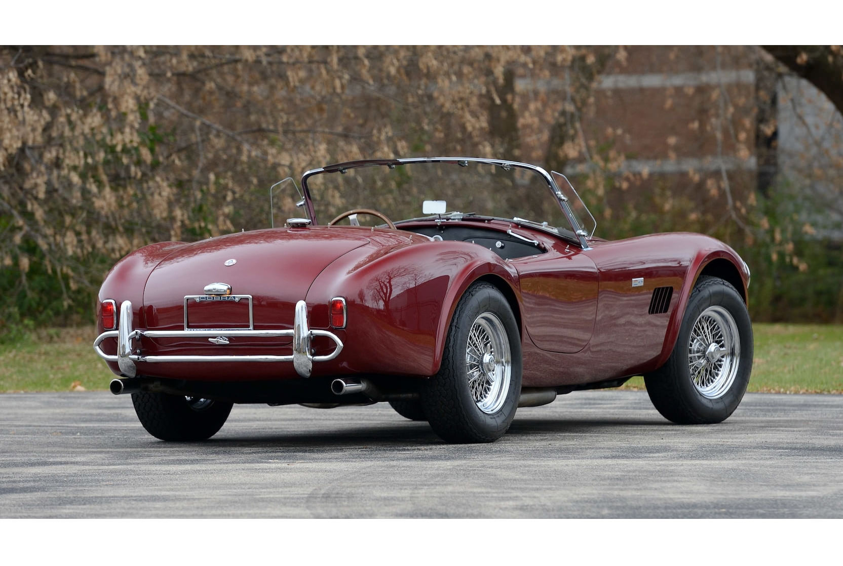 Early Ford Store >> The Last Shelby Cobra 289