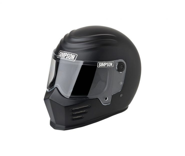 Simpson Outlaw Bandit Motorcycle Helmet 740x625 - Simpson Outlaw Bandit Helmet