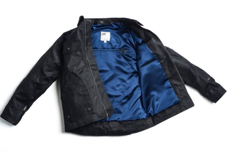 The Driggs Jacket by JANE Motorcycles 1 740x493 - The Driggs Jacket by JANE Motorcycles