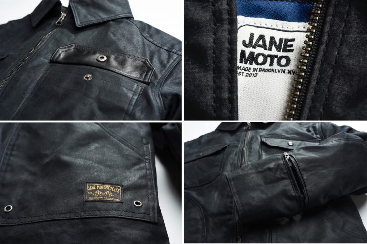 The Driggs Jacket by JANE Motorcycles 2 740x493 - The Driggs Jacket by JANE Motorcycles