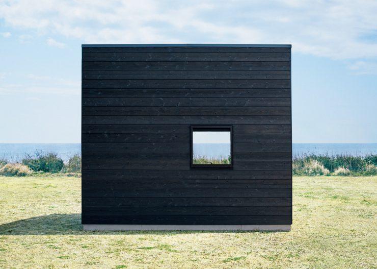 Tiny Muji House Back 740x527 - The $26,300 Muji Hut