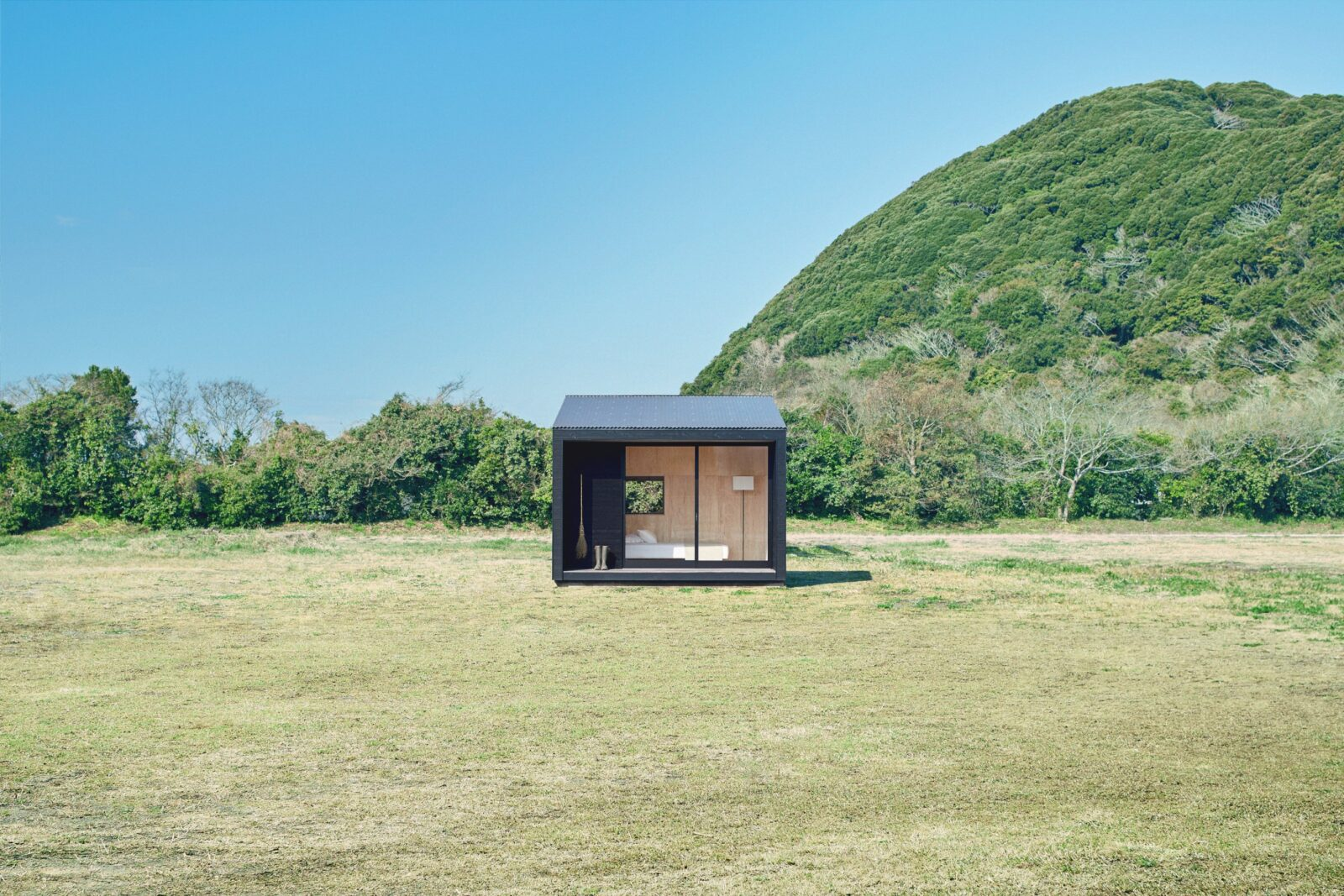 The $26,300 Muji Hut