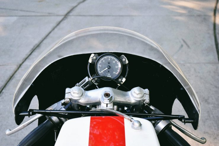 Yamaha TD3 1 740x493 - 1972 Yamaha TD3 Mike Devlin