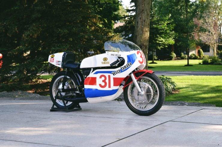 Yamaha TD3 11 740x493 - 1972 Yamaha TD3 Mike Devlin