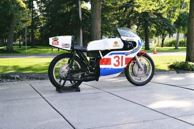 Yamaha TD3 2 740x493 - 1972 Yamaha TD3 Mike Devlin
