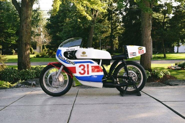 Yamaha TD3 4 740x493 - 1972 Yamaha TD3 Mike Devlin