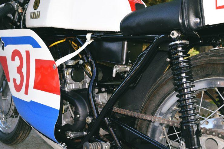 Yamaha TD3 7 740x493 - 1972 Yamaha TD3 Mike Devlin