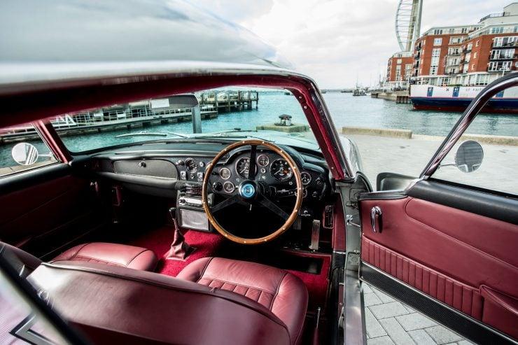aston martin db5 car 10 740x493 - Paul McCartney's Aston Martin DB5