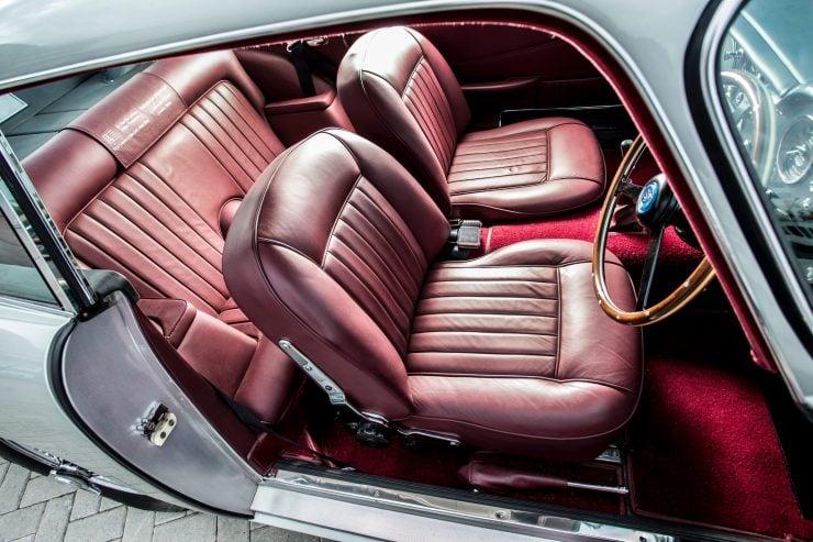 aston martin db5 car 12 740x493 - Paul McCartney's Aston Martin DB5
