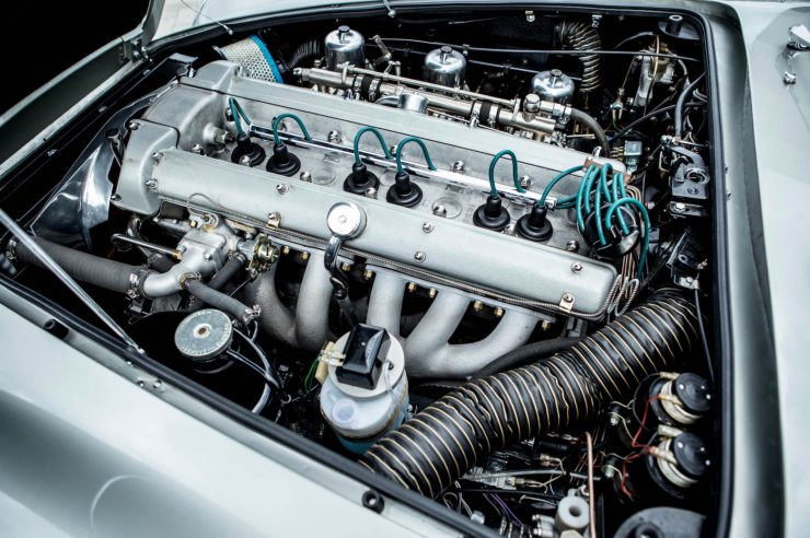 aston martin db5 car 15 740x492 - Paul McCartney's Aston Martin DB5