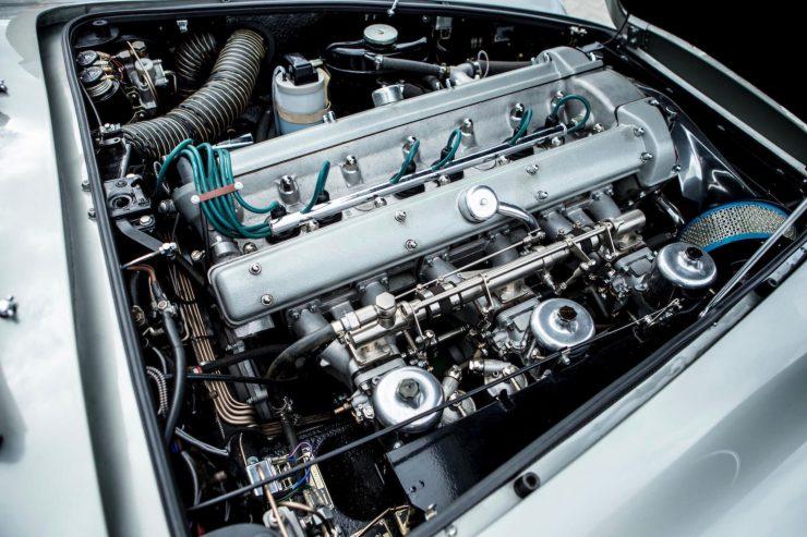 aston martin db5 car 16 740x493 - Paul McCartney's Aston Martin DB5