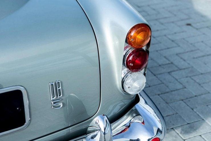 aston martin db5 car 18 740x493 - Paul McCartney's Aston Martin DB5