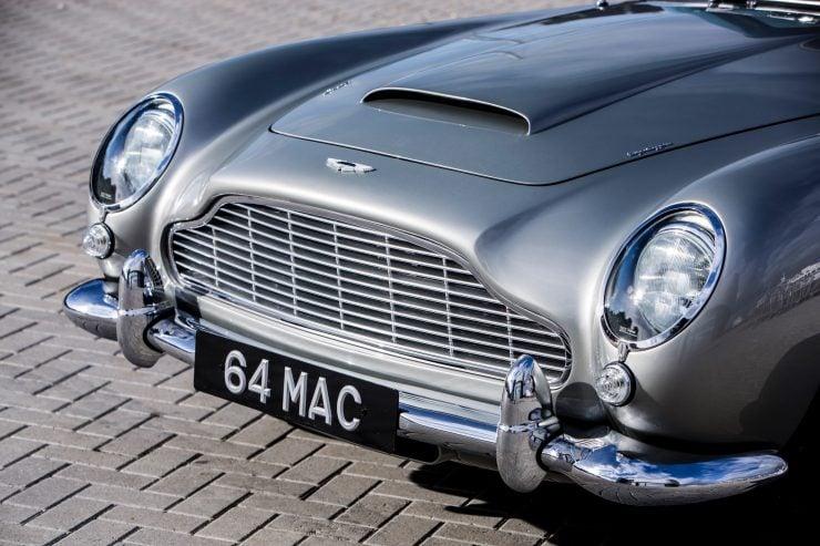 aston martin db5 car 2 740x493 - Paul McCartney's Aston Martin DB5