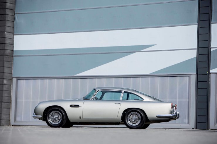 aston martin db5 car 20 740x492 - Paul McCartney's Aston Martin DB5