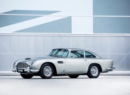 aston martin db5 car 21 450x330 - Paul McCartney's Aston Martin DB5