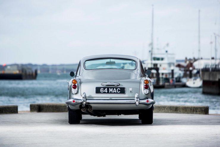 aston martin db5 car 22 740x493 - Paul McCartney's Aston Martin DB5