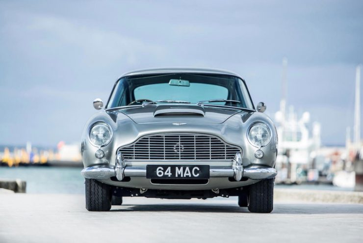 aston martin db5 car 23 740x495 - Paul McCartney's Aston Martin DB5