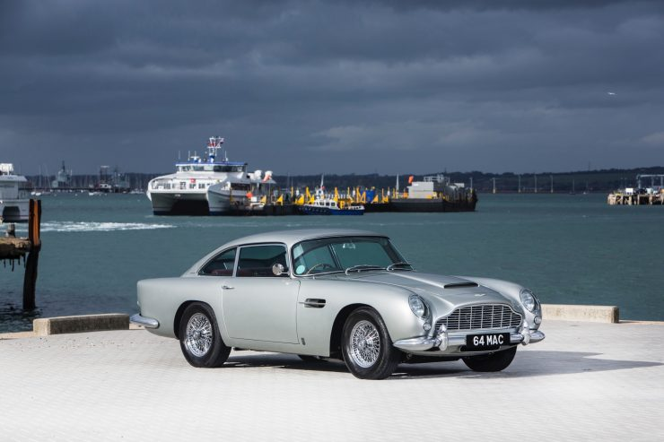 aston martin db5 car 3 740x493 - Paul McCartney's Aston Martin DB5