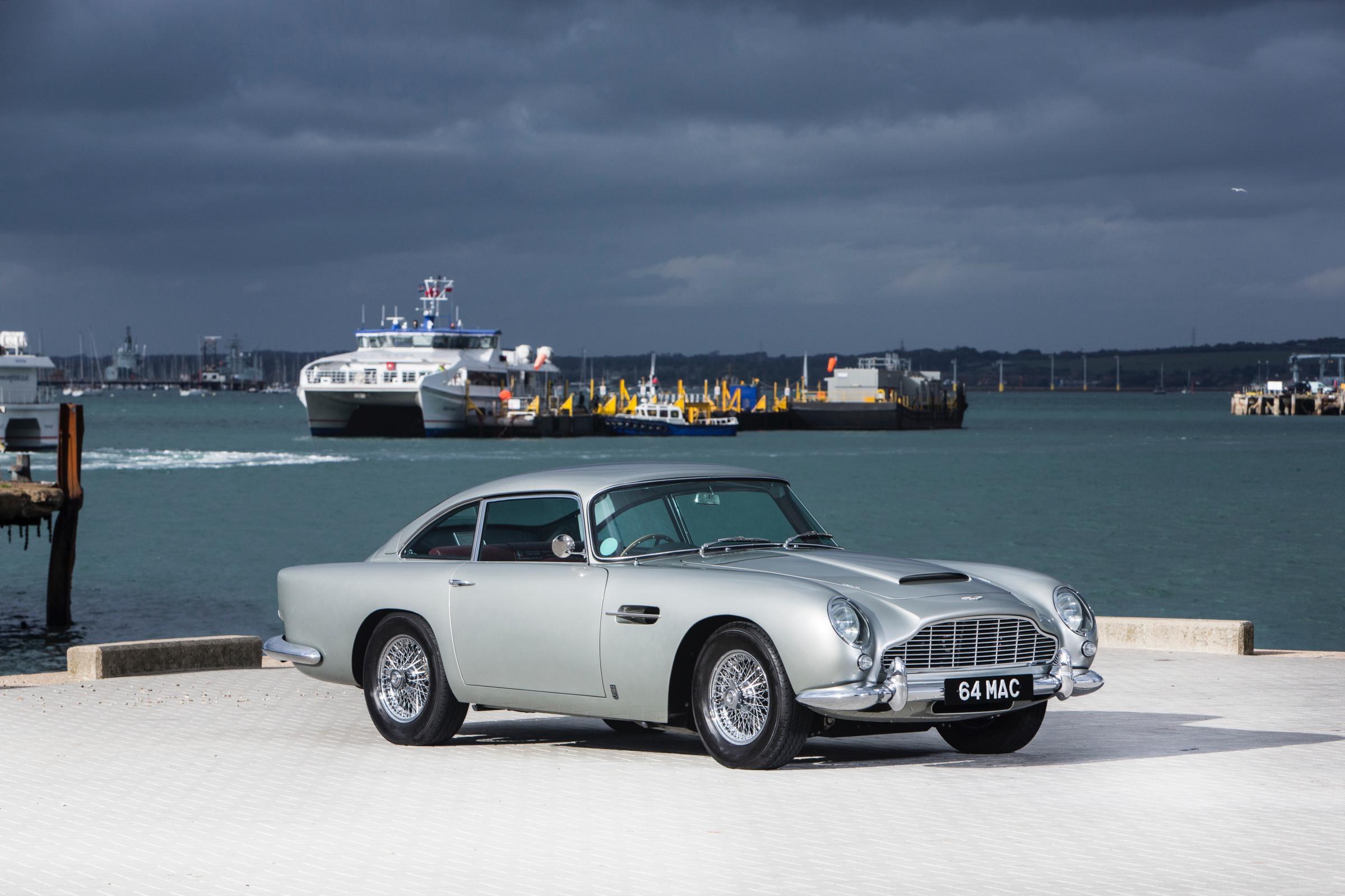 Paul Mccartney S Aston Martin Db5