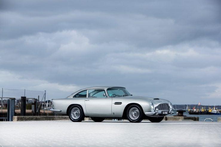 aston martin db5 car 4 740x493 - Paul McCartney's Aston Martin DB5