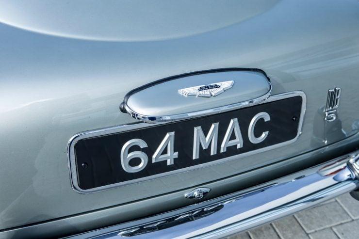 aston martin db5 car 7 740x493 - Paul McCartney's Aston Martin DB5