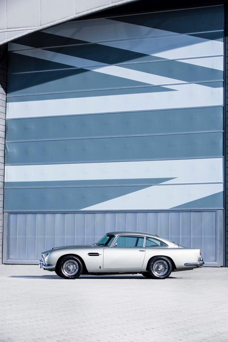 aston martin db5 car 8 740x1110 - Paul McCartney's Aston Martin DB5