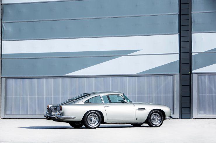 aston martin db5 car 9 740x493 - Paul McCartney's Aston Martin DB5