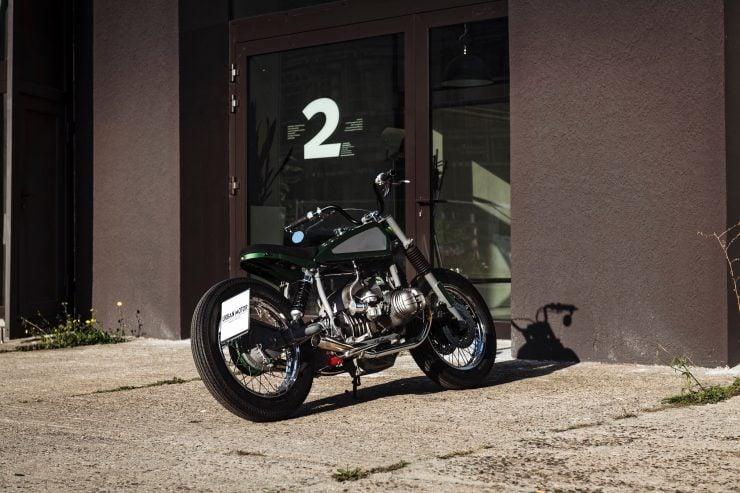 bmw r80st motorbike 10 740x493 - Urban Motor BMW R80 ST