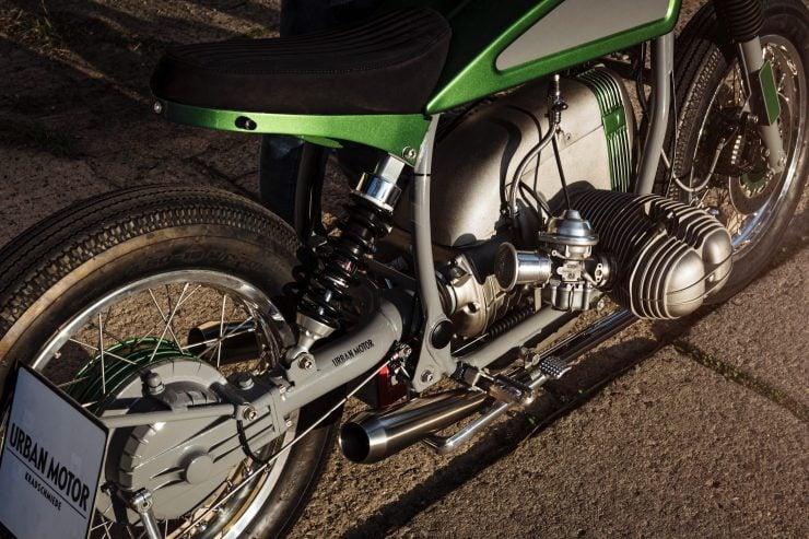 bmw r80st motorbike 15 740x493 - Urban Motor BMW R80 ST