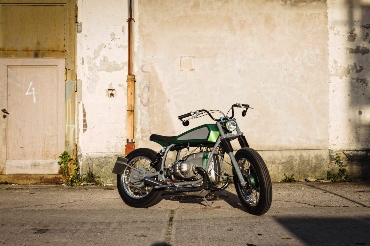 bmw r80st motorbike 16 740x493 - Urban Motor BMW R80 ST