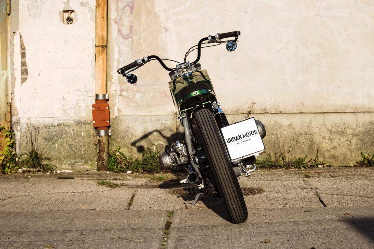 bmw r80st motorbike 18 740x493 - Urban Motor BMW R80 ST
