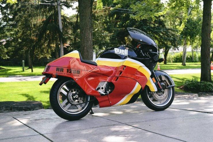 buell rr1200 battletwin motorcycle 1 740x493 - 1988 Buell RR1200 Battletwin