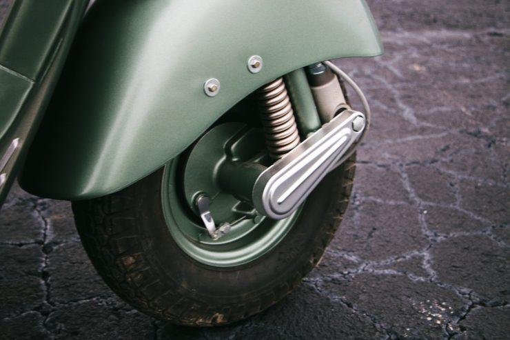 piaggio ape calessino scooter 11 740x493 - 1953 Piaggio Ape Calessino