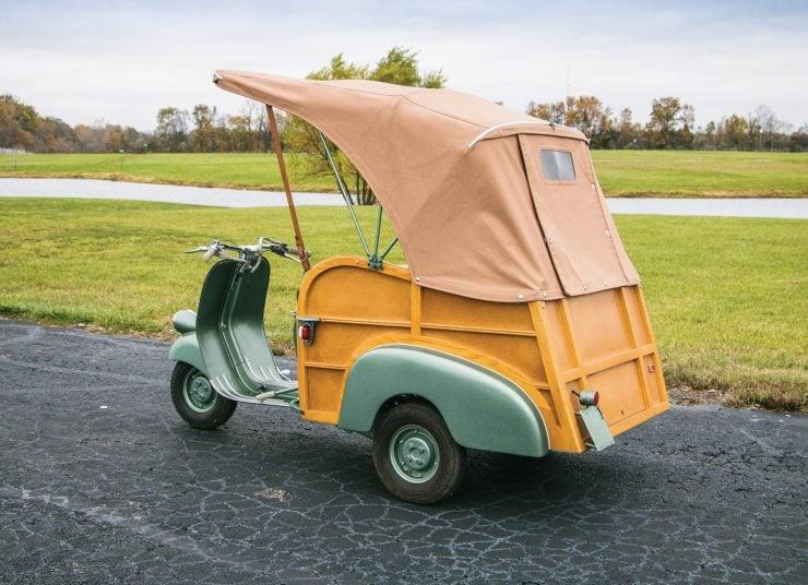 piaggio ape calessino scooter 15 740x536 - 1953 Piaggio Ape Calessino