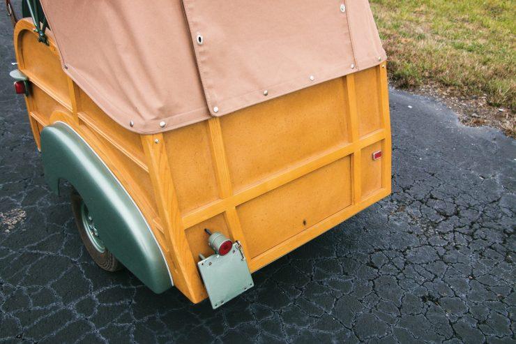 piaggio ape calessino scooter 24 740x493 - 1953 Piaggio Ape Calessino