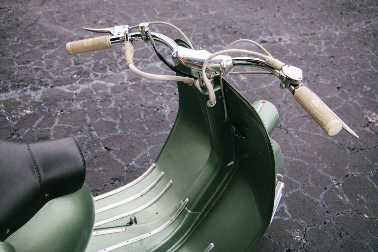 piaggio ape calessino scooter 25 740x493 - 1953 Piaggio Ape Calessino