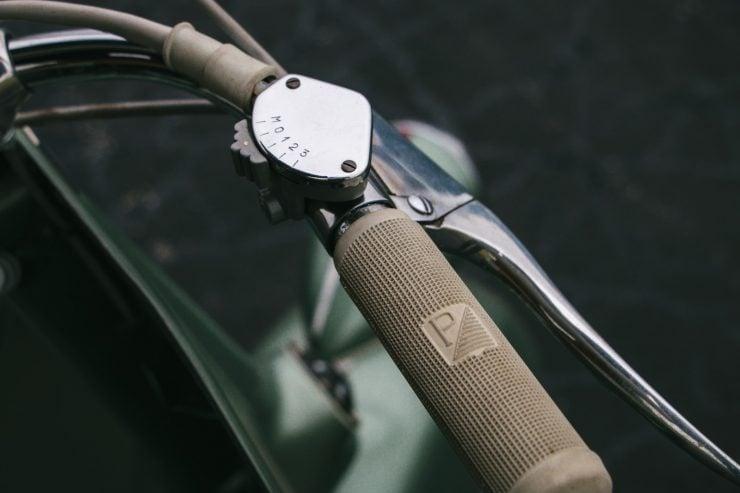 piaggio ape calessino scooter 9 740x493 - 1953 Piaggio Ape Calessino