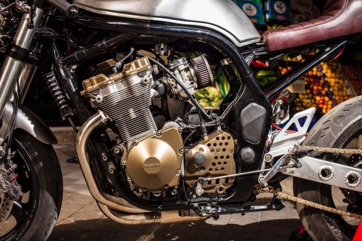 suzuki bandit 600 motorcycle 4 740x493 - XTR Pepo Suzuki Bandit 600