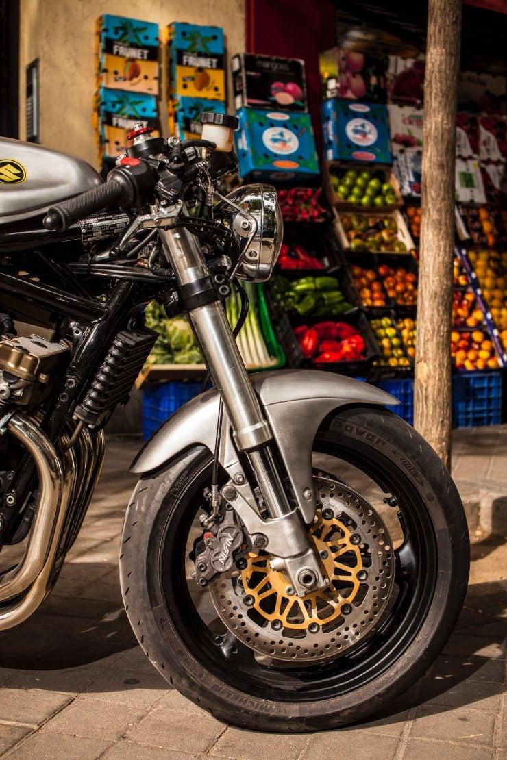 suzuki bandit 600 motorcycle 9 740x1110 - XTR Pepo Suzuki Bandit 600