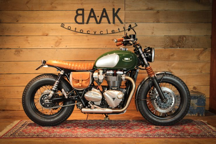 triumph bonneville t120 custom baak 14 740x493 - BAAK Motorcycles Custom Triumph Bonneville T120
