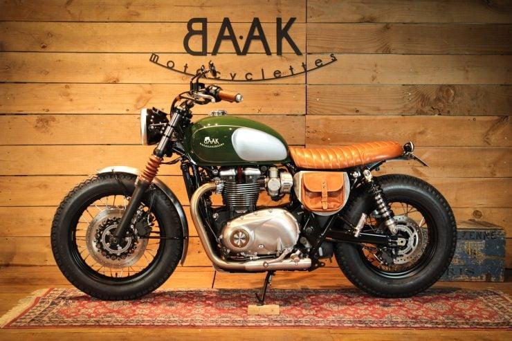 triumph bonneville t120 custom baak 15 740x493 - BAAK Motorcycles Custom Triumph Bonneville T120
