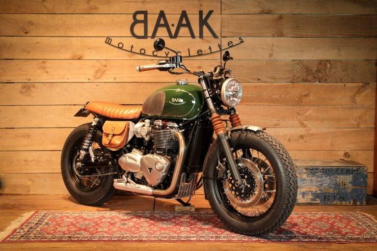 triumph bonneville t120 custom baak 16 740x493 - BAAK Motorcycles Custom Triumph Bonneville T120