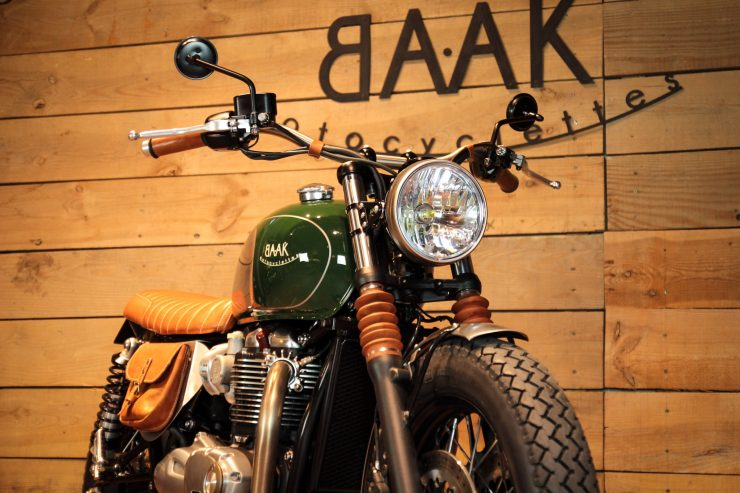 triumph bonneville t120 custom baak 18 740x493 - BAAK Motorcycles Custom Triumph Bonneville T120