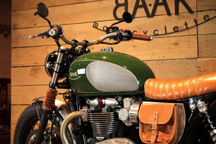 triumph bonneville t120 custom baak 19 740x493 - BAAK Motorcycles Custom Triumph Bonneville T120