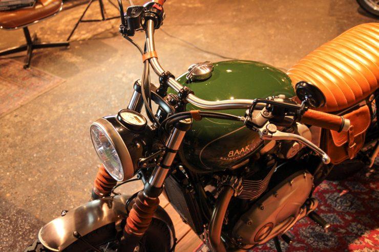 triumph bonneville t120 custom baak 20 740x493 - BAAK Motorcycles Custom Triumph Bonneville T120