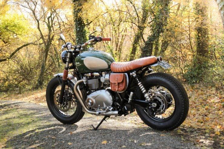 triumph bonneville t120 custom baak 4 740x493 - BAAK Motorcycles Custom Triumph Bonneville T120
