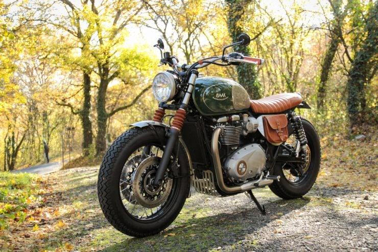 triumph bonneville t120 custom baak 5 740x493 - BAAK Motorcycles Custom Triumph Bonneville T120