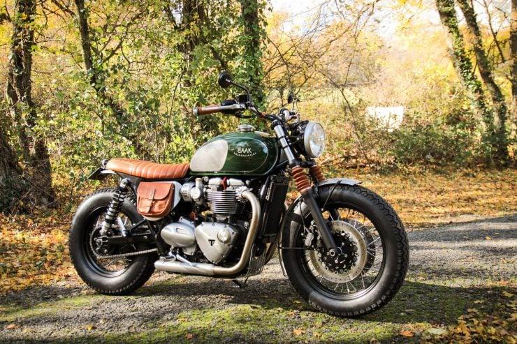 triumph bonneville t120 custom baak 6 740x493 - BAAK Motorcycles Custom Triumph Bonneville T120